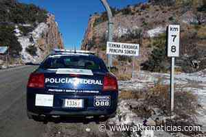 Realiza recorridos la Guardia Nacional en carretera Janos-Agua Prieta - Akro Noticias
