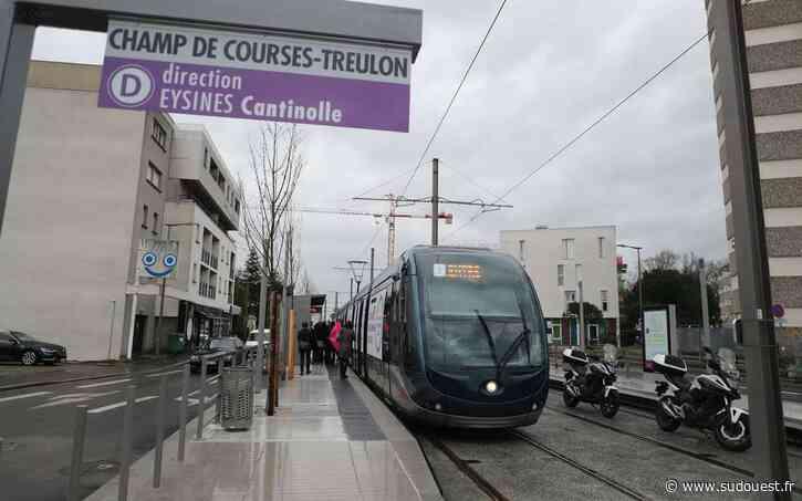 Vidéo. La ligne D est opérationnelle entre Bordeaux et Eysines - Sud Ouest
