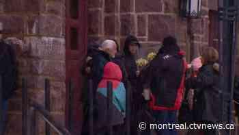 Hundreds gather for funeral of murdered teen Oceane Boyer - CTV News