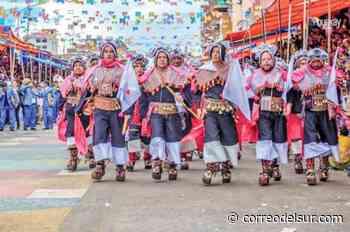 Pasantes de Oruro alistan Gran Pucara de Tarabuco - Correo del Sur