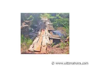 Villa Ygatimí sigue aguardando un puente - ÚltimaHora.com