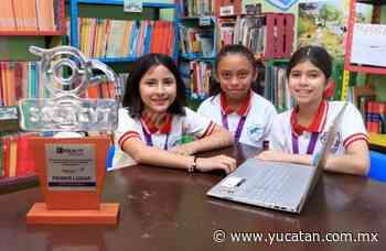 Niñas de Oxkutzcab ganan pase a competencia mundial - El Diario de Yucatán