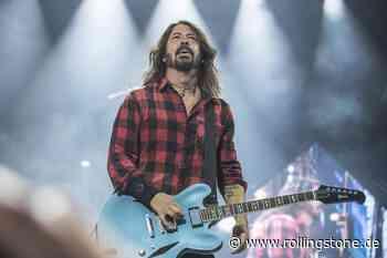 Foo Fighters: Live-Mitschnitt ihres vierten Konzerts aus dem Jahr 1995... - Rolling Stone