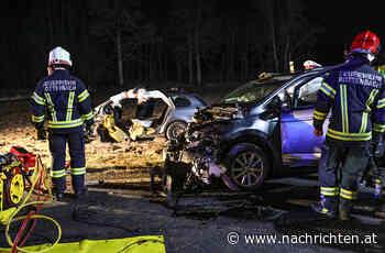Schwerer Unfall in Rottenbach (Bezirk Grieskirchen) - nachrichten.at