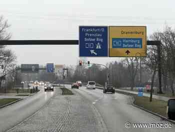 Berliner Ring: Infoabend in Birkenwerder zum Ausbau der A10 - Märkische Onlinezeitung