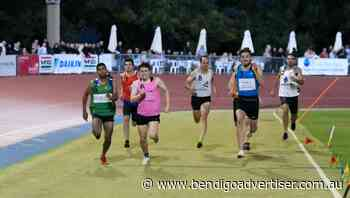 Lucas Wright wins thrilling Black Opal 400m final - Bendigo Advertiser