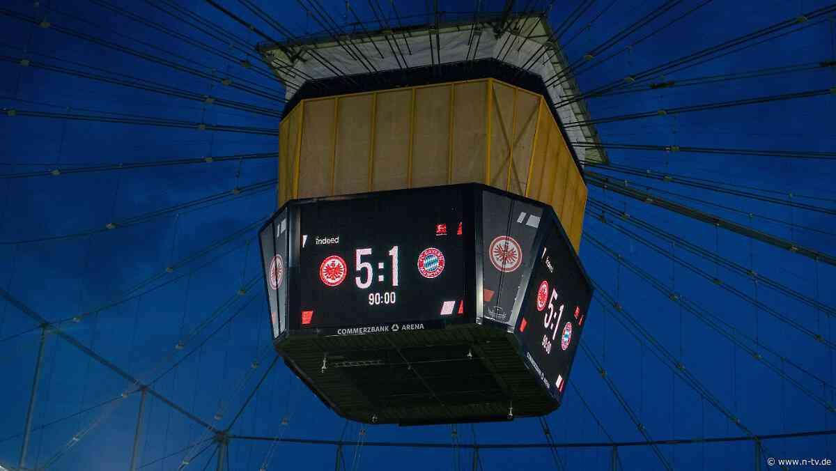 Pokalhelden empfangen Leverkusen: Eintracht muss im Pokal zum FC Bayern