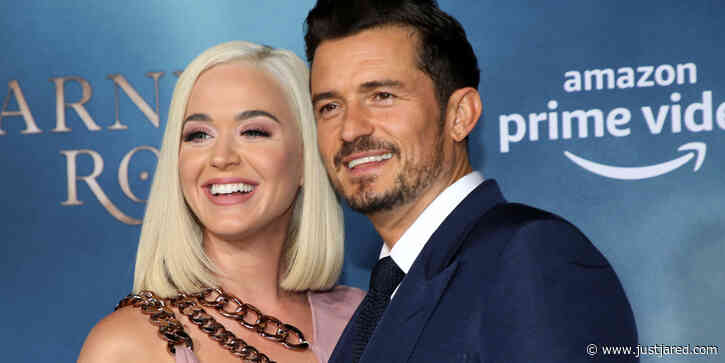 Orlando Bloom Dotes on Pregnant Katy Perry In Sweet Instagram Caption