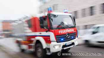 Brände - Losheim am See - 250 000 Euro Schaden bei Brand von Einfamilienhaus - Süddeutsche Zeitung