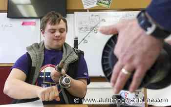 At Nashwauk-Keewatin High School, fishing class is in session - Duluth News Tribune