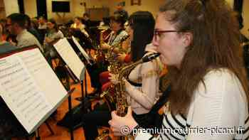 Une année à l'équilibre pour l'Orchestre d'harmonie de Thourotte - Courrier picard