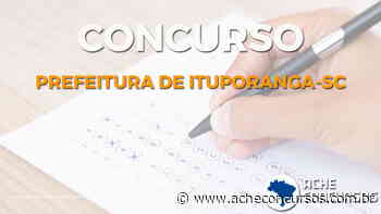 Concurso Prefeitura de Ituporanga SC 2020 - Edital e Inscrição - Ache Concursos