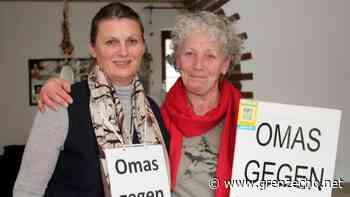 """""""Omas gegen rechts"""" in Kall: """"Wir wollen einstehen für unsere Kinder und Enkel"""" - GrenzEcho.net"""