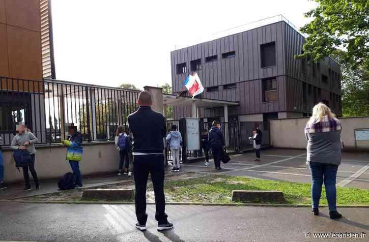 Coronavirus à Louvres : une classe du collège Mauriac mise en quatorzaine, une deuxième école fermée - Le Parisien