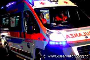 4 feriti in un incidente sulla circonvallazione di Pezze di Greco - OsservatorioOggi