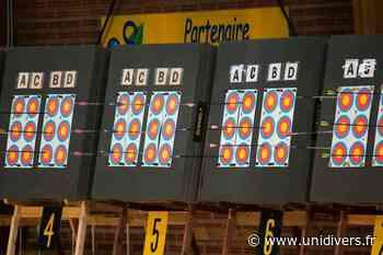 Concours de tir à l'arc en salle Halle Canteleu Villeneuve-d'Ascq 7 mars 2020 - Unidivers