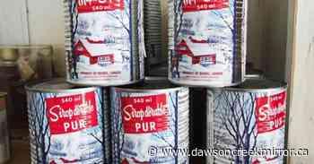 Maple syrup claim creates sticky dispute between New Brunswick, Ontario - Dawson Creek Mirror