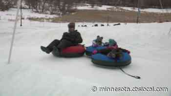 There's Still Time For Tubing At Elm Creek Park Reserve In Maple Grove - WCCO | CBS Minnesota