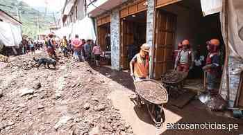 Veinte familias damnificadas por desborde de río en Pisac - exitosanoticias