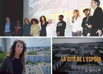 """Val-d'Oise. Ermont : le documentaire """"La Cité de l'Espoir"""", tourné aux Chênes, bientôt sur France 3 Paris Île-de-France - La Gazette du Val d'Oise - L'Echo Régional"""