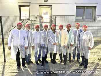 Gemeinderat Hollern-Twielenfleth auf Exkursion in Zeven - Lühe - Kreiszeitung Wochenblatt