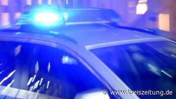 Hechtsprung durchs Autofenster: Teenager flüchten mit Tempo 190 vor der Polizei - kreiszeitung.de