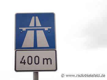 Sperrungen auf der A33 in Borgholzhausen - Radio Bielefeld
