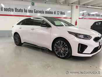 Vendo Kia ProCeed 1.6 CRDI DCT GT Line nuova a Borgaro Torinese, Torino (codice 6209392) - Automoto.it - Automoto.it