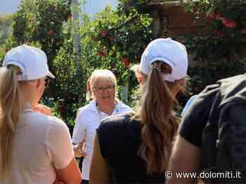 Il paese delle mele - guida e degustazione al Schupfer Hof - Dolomiti.it