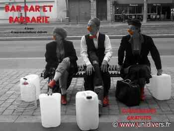 Bar Bar et Barbarie Porte de vanves Paris 18 mars 2020 - Unidivers