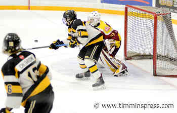 Majors blank Cubs, secure fifth - Timmins Press