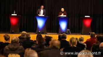 Municipales à Vimy : que retenir du débat public entre Laurent Bacqueville et Jacques Larivière ? - La Voix du Nord