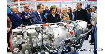 Safran inaugure CAP 2020 à Tarnos - L'Usine Aéro - L'Usine Nouvelle