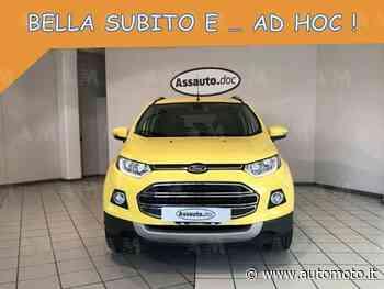 Vendo Ford EcoSport 1.5 TDCi 95 CV Titanium usata a Gaglianico, Biella (codice 7242830) - Automoto.it
