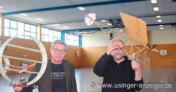 Hallenflugschau der Fliegergruppe Hochtaunus in Wehrheim überraschte mit optischen Hinguckern - Usinger Anzeiger