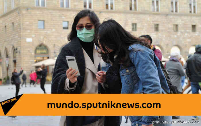 El gobernador de Piamonte da positivo de coronavirus - Sputnik Mundo