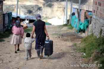 Autoridades temen desplazamiento de 350 familias en Vigía del Fuerte, Antioquia - La FM