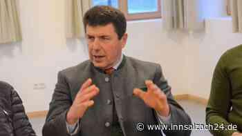 Kommunalwahl Bayern 2020: Bürgermeisterkandidat für Seeon-Seebruck: Bernd Ruth (CSU) | Bayern - innsalzach24.de