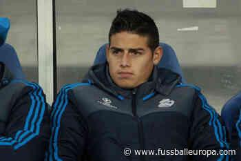 James Rodriguez droht der Super-GAU - Fussball Europa
