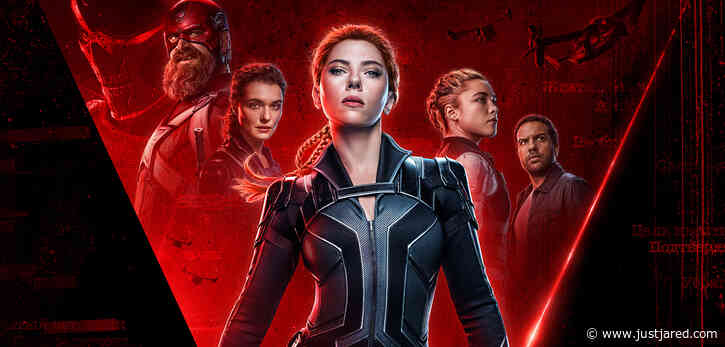 Scarlett Johansson's 'Black Widow' Gets Action-Packed New Trailer!