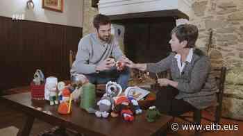 Vídeo: ¿En qué consiste el Amigurumi? Socorro nos lo ha explicado en Erice 2020 | Historias a Bocados EiTB - EiTB Radio Televisión Pública Vasca