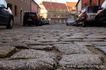 Bischofswerda: Bauarbeiten im Zentrum - Sächsische Zeitung