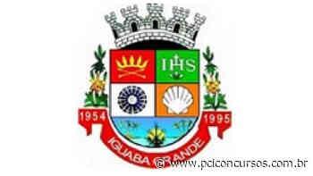 Concurso Público é prorrogado em Iguaba Grande - RJ - PCI Concursos