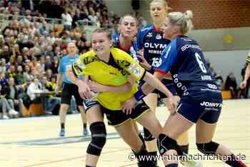 Spiel gegen Neckarsulm ab 19.30 im Livestream: Spiel eins nach der ersten Pleite - Ruhr Nachrichten