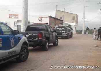 Operação Cabuçu Livre: Saubara completa seis meses sem homicídios - Acorda Cidade