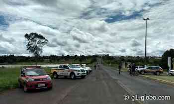 Trânsito no trecho da BR-452 em Tupaciguara é liberado - G1