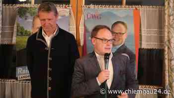 Kommunalwahl 2020: Bürgermeisterwahl in Prien: Wahlkampfendspurt der ÜWG Prien am Chiemsee | Prien am Chiemsee - chiemgau24.de
