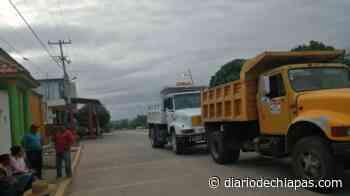 AMOTAC desestabiliza en Acala, aseguran - Diario de Chiapas