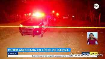 Trabajador asesina a su jefa en una finca en El Lídice de Capira - TVN Panamá