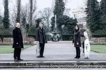 The London Bridge Trio at Milverton Church - Somerset County Gazette